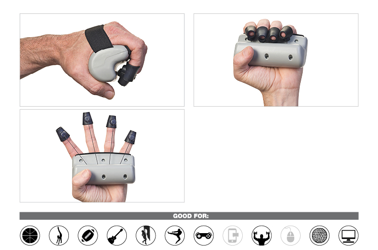 Exercise to improve grip strength